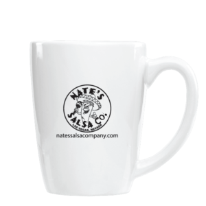 Nates Salsa Coffee Mug • Las Vegas Nevada